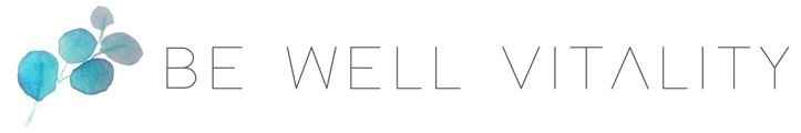 BE WELL VITALITY Logo