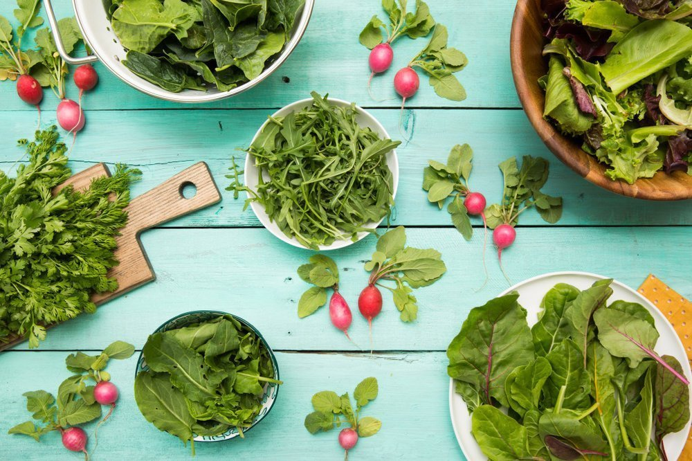 Holistic Healthy Living Method - Food